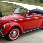 1966 Convertible Bug for Sale