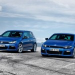 Scirocco R vs Golf R
