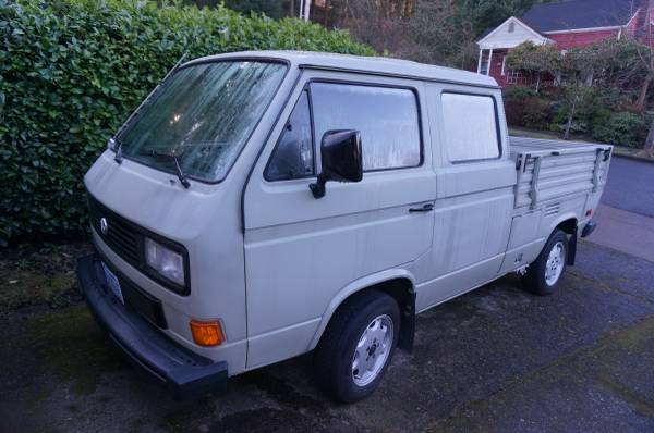 1986 VW Double Cab for Sale
