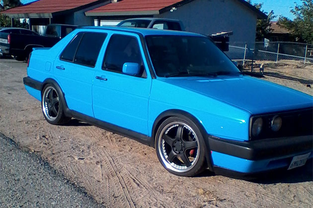 1991 Jetta for Sale