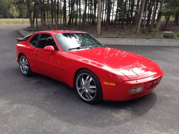 Buy Porsche 944 Turbo