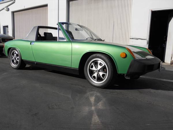 1975 porsche 914 for sale buy classic volks. Black Bedroom Furniture Sets. Home Design Ideas