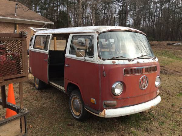 Rare VW Microbus for Sale