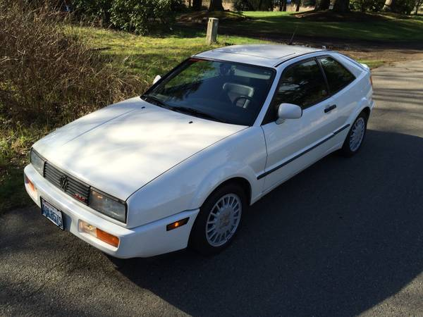 Very Nice 1990 Corrado g60 for Sale