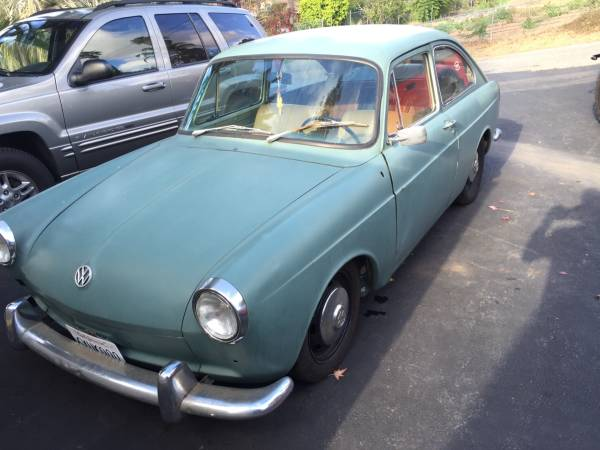 1966 vw fastback for sale - Kustom Coach Werks