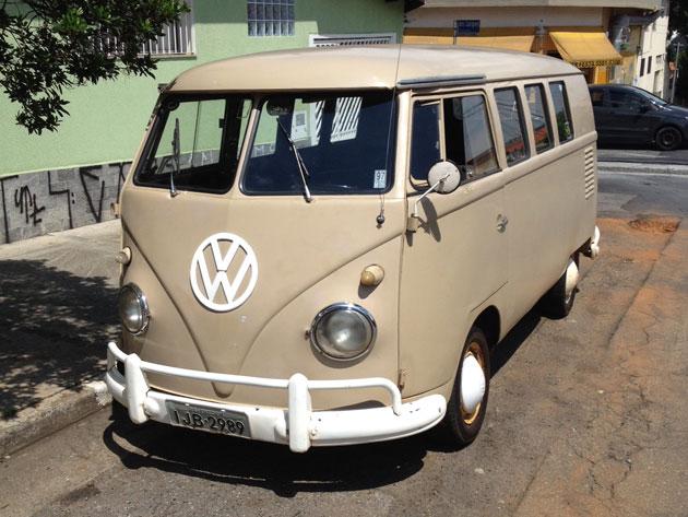 Brazilian Bus 1961