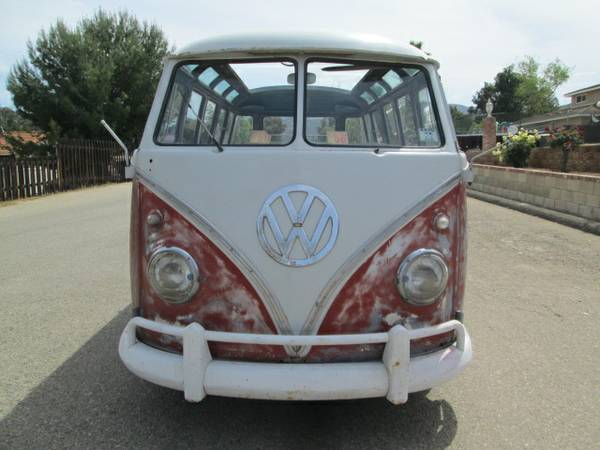 1956 vw bus for sale 23 window deluxe